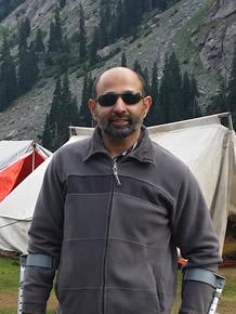 Dr. Farooq Ahmad Dar