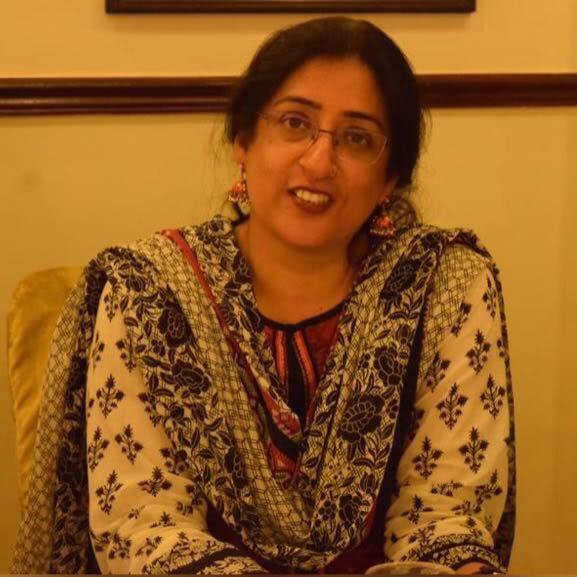 Dr. Rabia Umar Ali