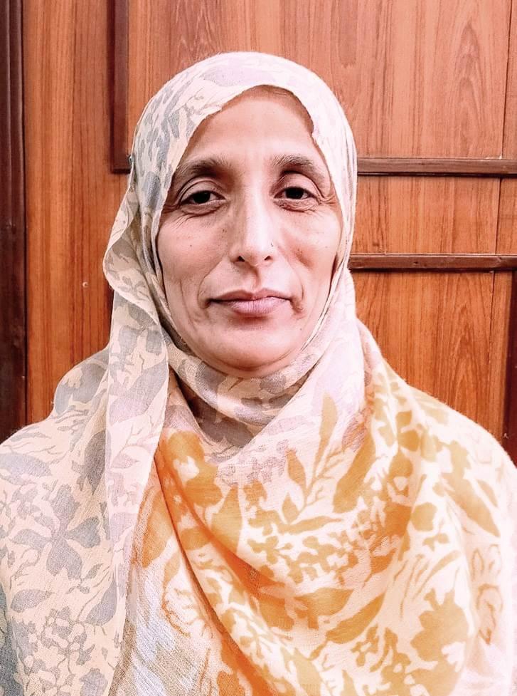 Ms. Shahnaz Rehmat